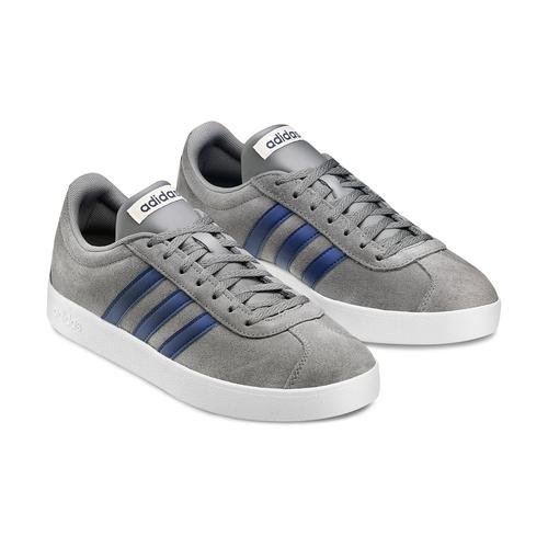 Adidas VL Court adidas, grigio, 803-2379 - 16