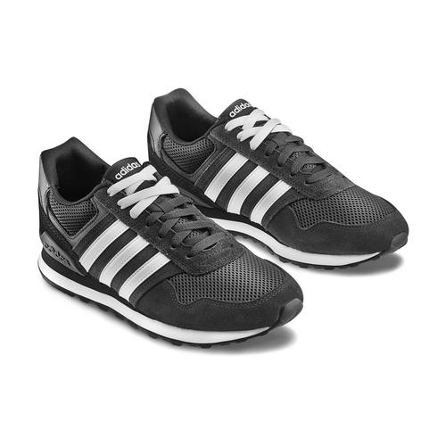 Adidas 10K adidas, nero, 803-6293 - 16