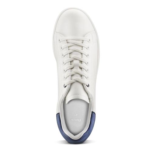 Sneakers basse da uomo bata, bianco, 841-1731 - 15