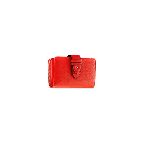 Portafoglio da donna bata, rosso, 941-5160 - 13