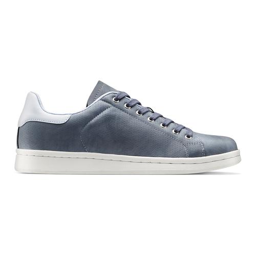Sneakers basse da uomo bata, blu, 841-9731 - 26
