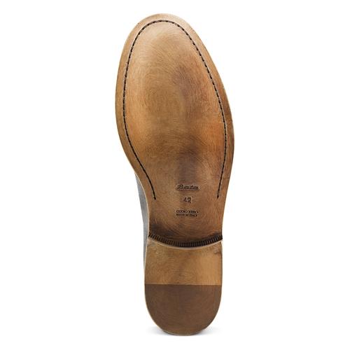 Mocassini in pelle scamosciata bata-the-shoemaker, 813-2116 - 17