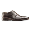 Derby da uomo The Shoemaker bata-the-shoemaker, marrone, 824-4335 - 13
