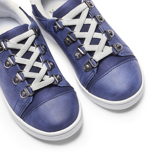 Sneakers da bambino mini-b, blu, 211-9192 - 19