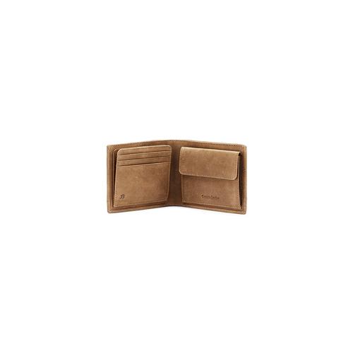 Portafoglio in pelle da uomo bata, marrone, 944-3143 - 16