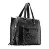 Shopper da donna bata, nero, 961-6238 - 13