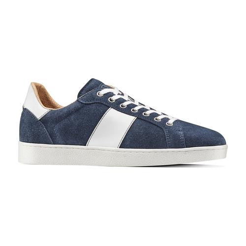 Sneakers da uomo atletico, blu, 843-9157 - 13