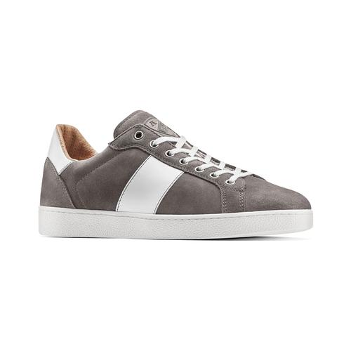 Sneakers da uomo atletico, grigio, 843-2157 - 13