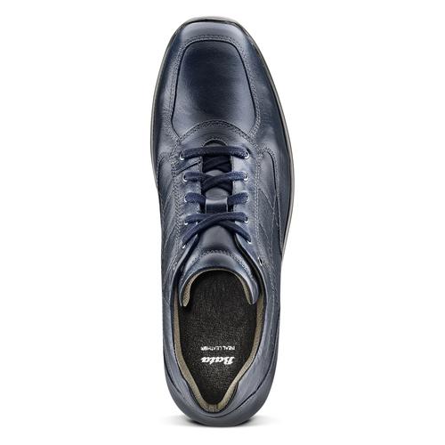 Sneakers alla caviglia da uomo bata, blu, 844-9325 - 15