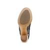 Sandali con zip bata, nero, 721-6254 - 19
