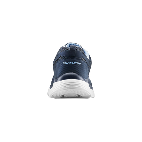 Skechers Burns Agoura skechers, blu, 809-9805 - 15