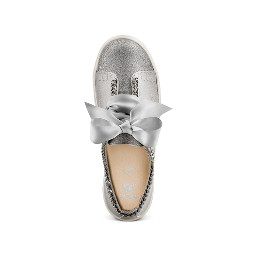 Sneakers senza lacci da bambina mini-b, 321-2307 - 17