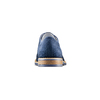 Derby in suede da uomo bata, blu, 823-9307 - 15