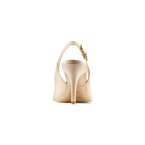Sling back Insolia insolia, beige, 724-8196 - 15