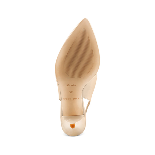 Sling back Insolia insolia, beige, 724-8196 - 19