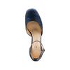 Décolleté con cinturino insolia, blu, 729-9208 - 17