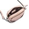 Tracolla con trafori bata, rosa, 961-5248 - 16