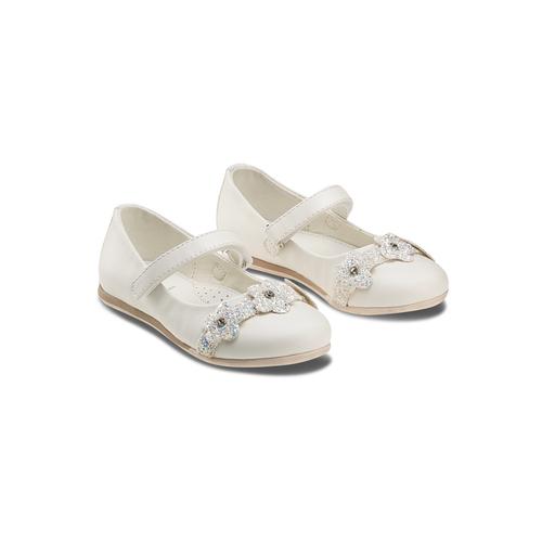 Ballerine da bambina mini-b, bianco, 229-1106 - 16