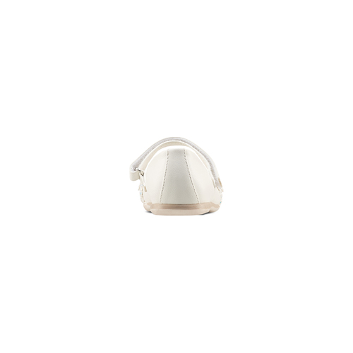 Ballerine da bambina mini-b, bianco, 229-1106 - 15