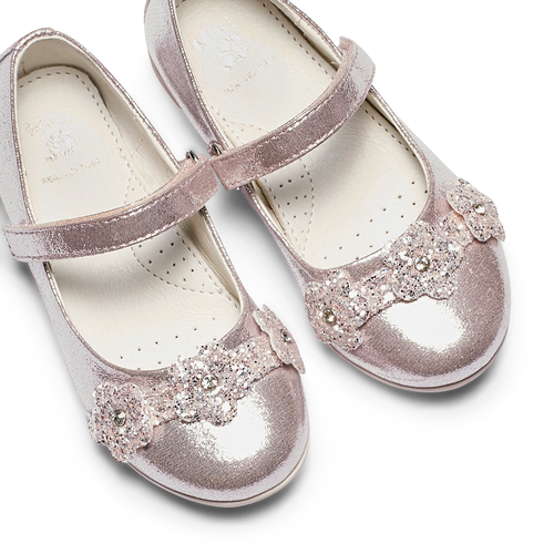Ballerine da bambina mini-b, rosa, 229-5106 - 26
