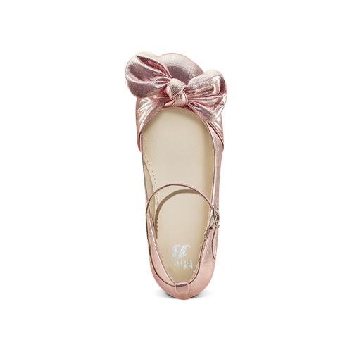 Ballerine con fiocco mini-b, rosa, 329-5227 - 17