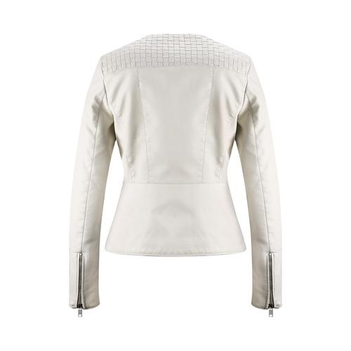 Giacca corta da donna bata, bianco, 971-1207 - 26