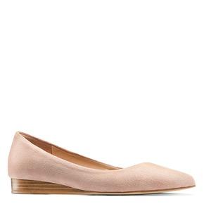 Ballerine a punta bata, rosa, 523-5242 - 13