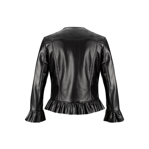 Giacca corta da donna bata, nero, 971-6209 - 26