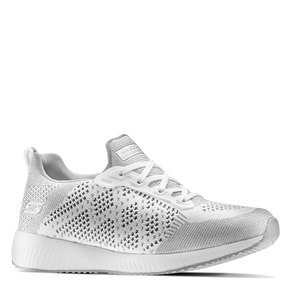 Skechers Bobs Squad Hot Spark skechers, bianco, 509-1990 - 13