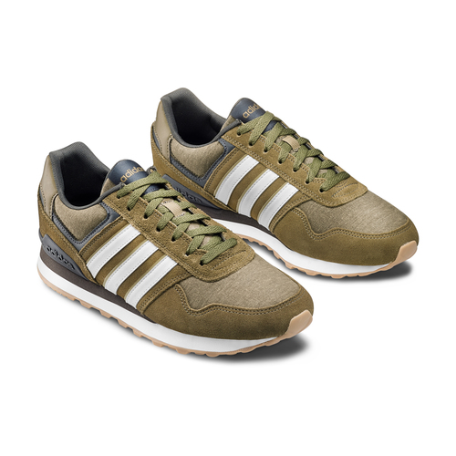 Adidas 10K adidas, verde, 809-7293 - 16