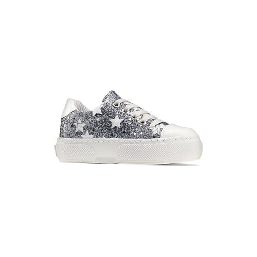 Sneakers da bimba mini-b, grigio, 229-2142 - 13