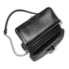 Minibag in similpelle bata, nero, 961-6277 - 16