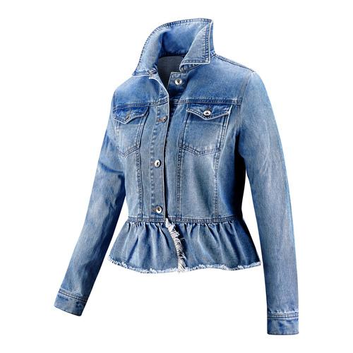 Giacca in Jeans bata, blu, 979-9152 - 16