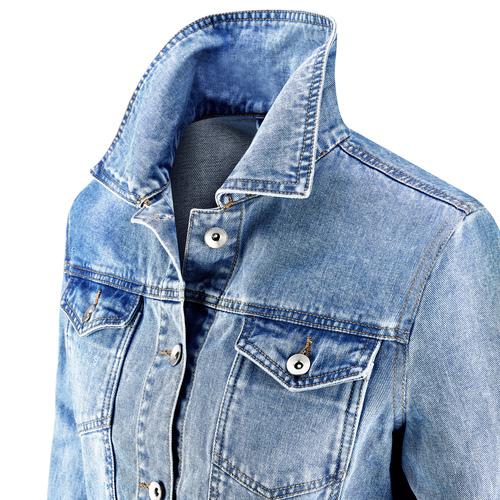 Giacca in Jeans bata, blu, 979-9152 - 15