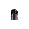 Sandali in pelle bata, nero, 764-6161 - 15