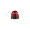 Mocassini in pelle bata, rosso, 853-5180 - 15