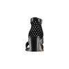 Sandali in pelle bata, nero, 764-6159 - 15