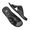 Ciabatte da uomo bata-comfit, nero, 874-6265 - 26