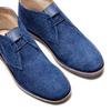 Desert Boots in suede bata, blu, 823-9420 - 26