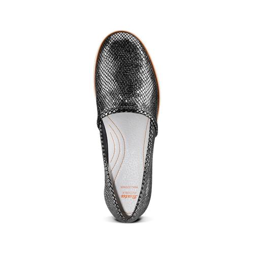 Mocassini Flexible flexible, argento, 515-2148 - 17