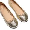 Ballerine da donna bata, oro, 524-8254 - 26