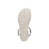 Sandali da bambina mini-b, argento, 361-1171 - 19
