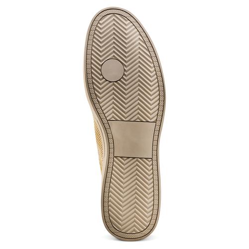 Slip on da uomo bata-rl, beige, 839-8144 - 19
