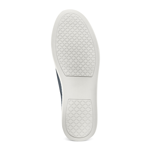 Sneakers da uomo bata-rl, blu, 841-9375 - 19
