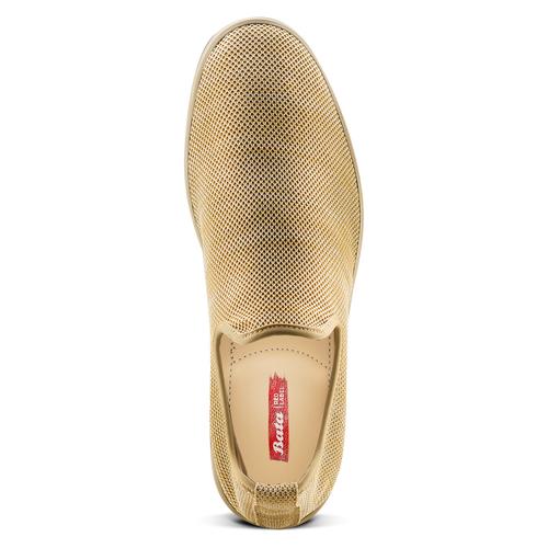 Slip on da uomo bata-rl, beige, 839-8144 - 17