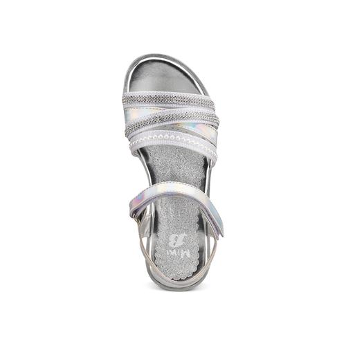 Sandali da bimba mini-b, bianco, 361-1248 - 17