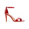 Sandali con tacco alto bata-rl, rosso, 761-5335 - 13