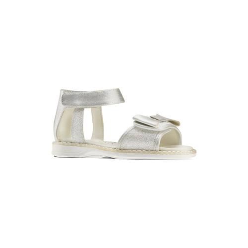 Sandali da bambina mini-b, argento, 261-1117 - 13