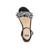 Sandali con perline bata, nero, 669-6283 - 17