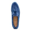 Mocassini con nappa bata-the-shoemaker, blu, 853-9140 - 17